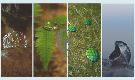 NATURE Collection – MARINA Jewels